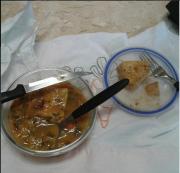 almoço
